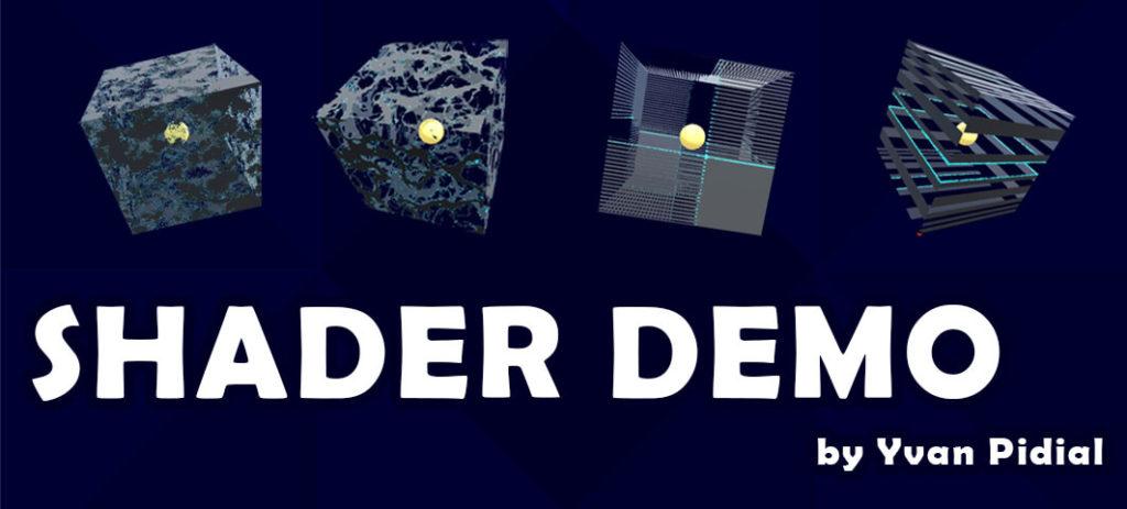 Web Banner - Shader Demo